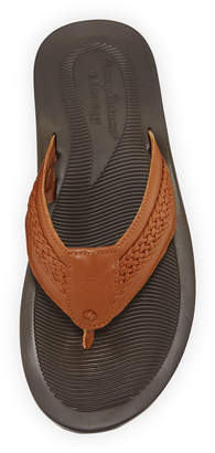 Tommy Bahama Men's Waters Edge Leather Sandals