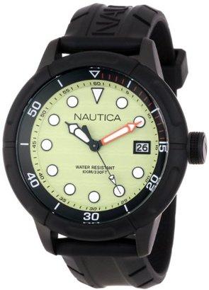 Nautica (ノーティカ) - ノーティカユニセックスn17618g NMX 601 Classicアナログwith Enamel Bezel Watch