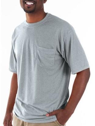 Gildan Big Mens Classic Short Sleeve T-Shirt with Pocket