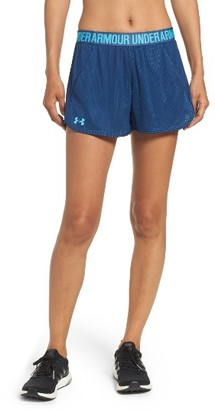Women's Under Armour Play Up Mesh Shorts $29.99 thestylecure.com