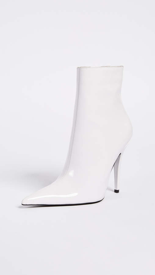 Jeffrey Campbell Vedette Point Toe Booties