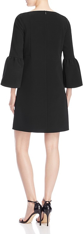 Lafayette 148 New York Marisa Bell Sleeve Dress 3