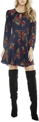 Astr Ethel Floral Dress