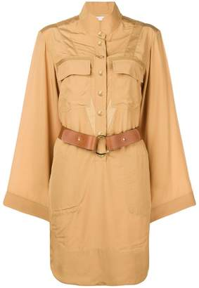 Chloé safari shirt dress