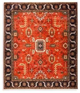Classic Ziegler Wool Rug