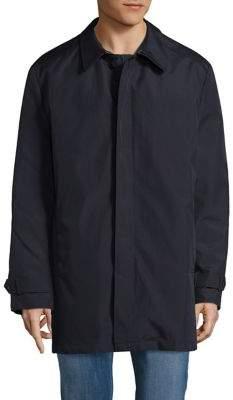 Hart Schaffner Marx Down Liner Raincoat