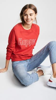 South Parade Happy Sweatshirt