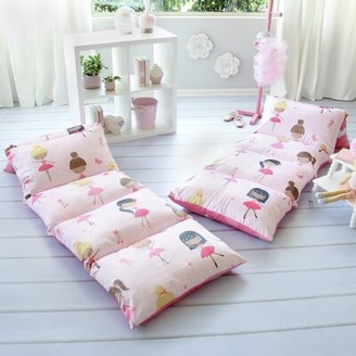Zoomie Kids Homedale Ballerina Themed Pillow Cover Zoomie Kids