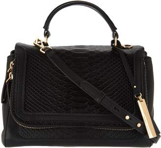 Vince Camuto Leather Satchel Handbag - Brud