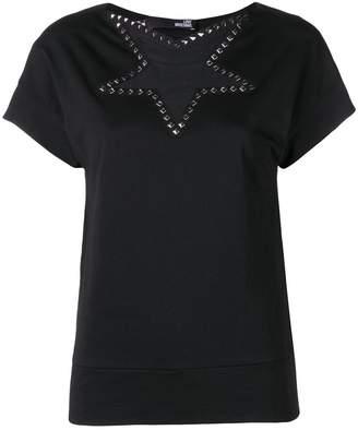 Love Moschino star studded T-shirt