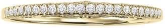 Vera Wang Simply Vera 14k Gold 1/10-ct. T.W. Diamond Band Ring