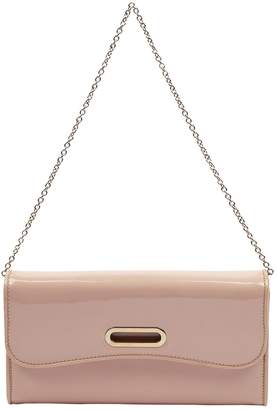 Christian Louboutin Riviera Pink Patent leather Clutch bags