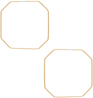 Ettika Octagon Hoops