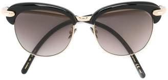 Pomellato Eyewear round frame sunglasses