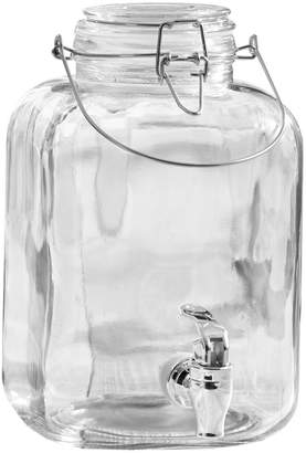 Jay Import Co Hoss Glass Beverage Dispenser with Handle