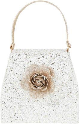 Monsoon Glitter Rose Mini Bag