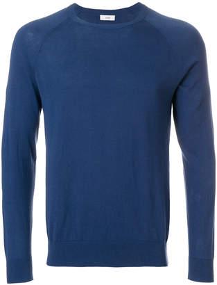 Closed crew neck sweater