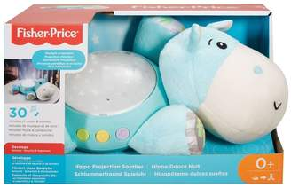 Fisher-Price Girls Hippo Projection Soother