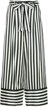 Riviera Nobody Denim Silk Stripe Pant
