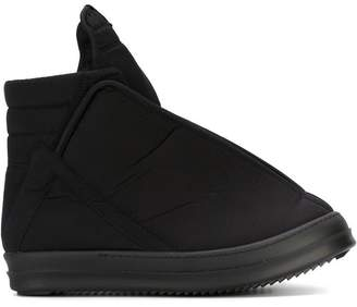 Rick Owens 'Hoofdunks' hi-top sneakers