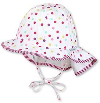 Sterntaler Baby Girls' Flapper Hat