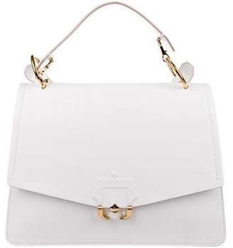 Paula Cademartori Gigi Leather Satchel