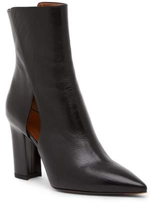 Aquatalia Hallie Leather Weather Proof Boot