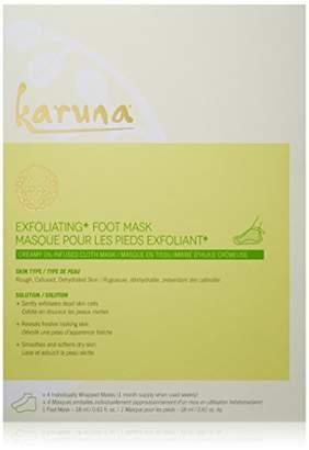 Karuna Exfoliating + Foot Mask