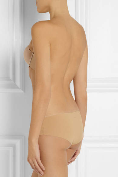 Fashion Forms Go Bare Self-adhesive Backless Strapless Bra - Neutral