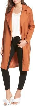 LIRA Carmen Belted Trench Coat