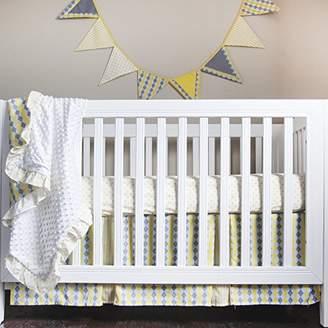 Pam Grace Creations Crib Bedding Set, Simply Argyle