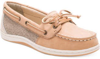 Sperry Firefish Boat Shoes, Little Girls (11-3) & Big Girls (3.5-7) $60 thestylecure.com