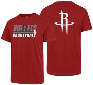 '47 Men Houston Rockets Fade Back Super Rival T-Shirt