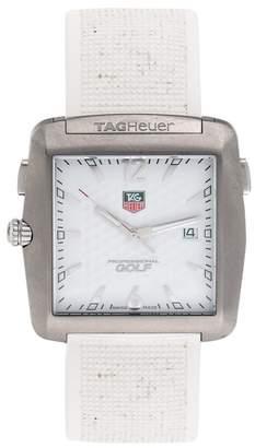 Tag Heuer Golf WAE1112.FT6008 38mm Mens Watch