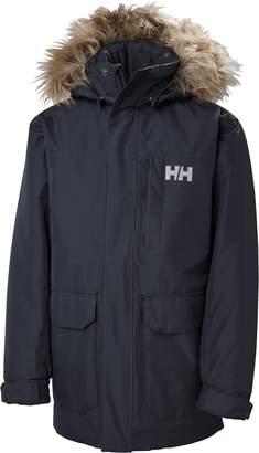 Helly Hansen (ヘリー ハンセン) - Helly Hansen Jr Felix Waterproof Parka with Faux Fur Trim