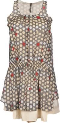 Manila Grace DENIM Short dresses - Item 34878470QH