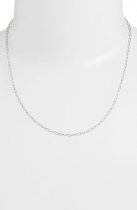 Women's Bony Levy Textured Chain Necklace (Nordstrom Exclusive) $395 thestylecure.com