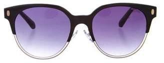 Balmain Gradient Clubmaster Sunglasses
