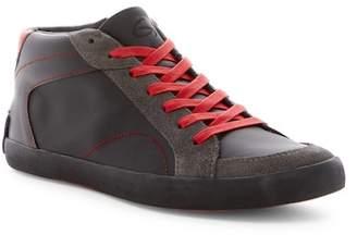 GBX 3\u002F4 Vulcanized Hi-Top Sneaker