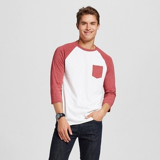 Mossimo Supply Co. Men's Raglan Tee - Mossimo Supply Co. $14.99 thestylecure.com