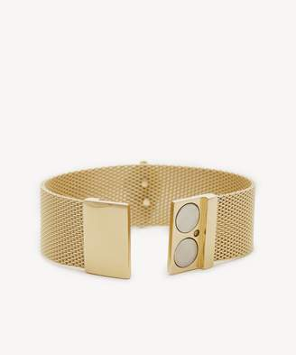 Sole Society Magnetic Mesh Bracelet