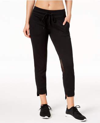 Calvin Klein Slim-Fit Step-Hem Jersey Joggers