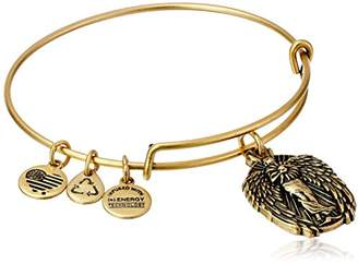 Alex and Ani Guardian of Knowledge Expandable Wire Bangle Bracelet