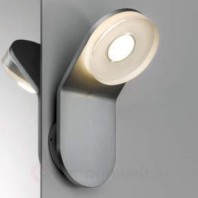 LED-Wandleuchte Tucana mit Acryl-Schirm