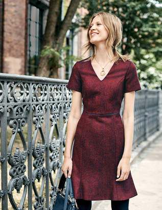 Boden Albany Tweed Dress