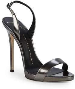 Giuseppe Zanotti High-Heel Slingback Sandals