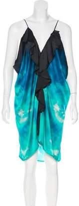 Just Cavalli Silk Slip Dress