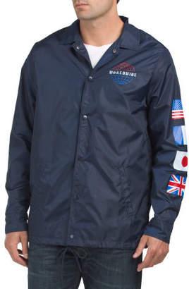 World Wide Coaches Jacket