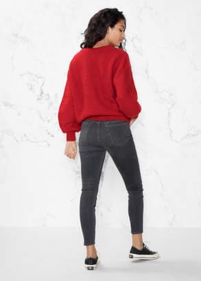 WoolBlendSweater