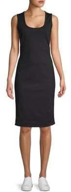 MICHAEL Michael Kors Logo Sheath Dress